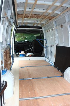 Scimega progress has been quiet of late, because of this...    It's not so retro, but I'm posting it here 'cos it's my excuse for Scimega lethargy.  For some time I've been planning a new campervan