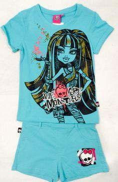 Summer is loading!!!! Σορτς ️Monster High σε δυο φοβερά σχέδια κ Νο 6-8-10-12-14Στην τιμή των 14,99€!!!Μπλουζακια Monster High σε τρία σχέδια στην τιμή των 14,99€ & Νο 6-8-10-12-14!!!Για παραγγελίες η αποστολές καλέστε στο 2108983363(απευθείας στο κατάστημα ) με email στο info@peakok.gr  η με  inbox μυνημα !!!!