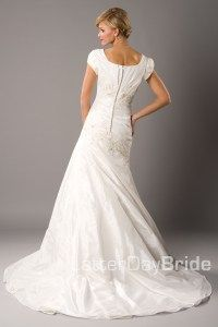 Modest Wedding Dresses : Claudette