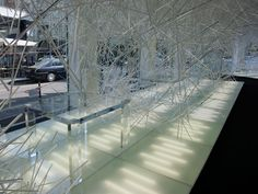 tokujin yoshioka for kartell: the invisibles
