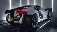 Audi Makes Marketing Awesome With The R8 V10 Plus