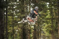 Jakub Dubsky at A-Line - Lower in Whistler, British Columbia, Canada - photo by kubo - Pinkbike