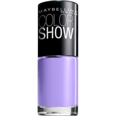 Maybelline New York Color Show Nail Lacquer, Iced Queen