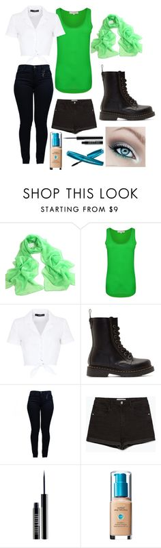"""Roronoa Zoro Inspired"" by akamay ❤ liked on Polyvore featuring mode, French Connection, Hallhuber, Dr. Martens, Armani Jeans, Zara et Lord & Berry"