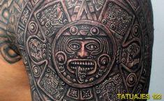 Piedra del Sol (calendario azteca). Este calendario realmente era el calendario de Venus no del Sol.