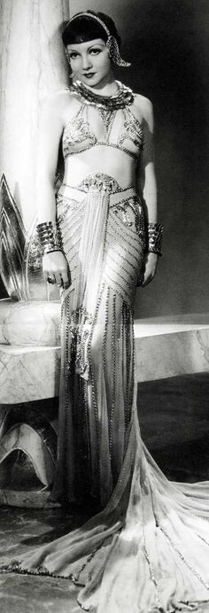 'Cleopatra' (1934). Costumes by Vicky Williams
