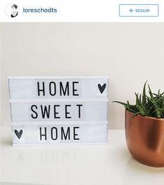 Sweet Home, Lightbox, House Beautiful