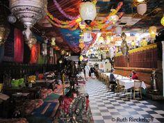 The most amazing Indian restaurant, Santa Barbara, California