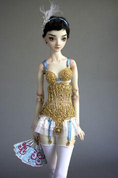 marina bychkova | Sunny Side Up: Dolls by Marina Bychkova