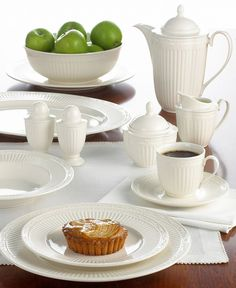 Finally picked out our new dinnerware... Mikasa Italian Countryside!