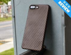 Pitaka Aramid iPhone 7 Case review