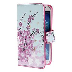 With this Beautiful Flower Pattern PU Leather Case Cover with Stand & Card Slot for Samsung Galaxy Mini you can keep your cell phone safe. Geek Gadgets, Gadgets And Gizmos, Samsung Galaxy S4 Cases, Galaxy S4 Mini, Leather Case, Pu Leather, Elegant Flowers, Diy Phone Case, Phone Covers