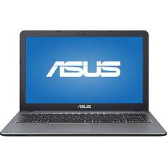 "ASUS X540SA 15.6"" Laptop, Windows 10, Intel Pentium N3710 Processor, 4GB RAM, 1TB Hard Drive"