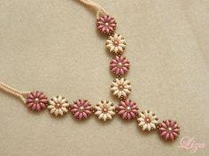 Seed Bead Necklace, Beaded Earrings, Beaded Bracelets, Bead Crafts, Jewelry Crafts, Handmade Beads, Handmade Jewelry, Necklace Packaging, Twin Beads