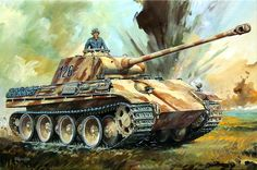 Military Art, Military History, Army Drawing, Ww1 Tanks, Tank Warfare, Ww2 Posters, Military Drawings, Tank Armor, Ww2 Pictures