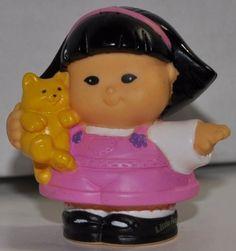 Fisher Price Little People Farm Barn animal pet shop cat kitten kitty hat feline
