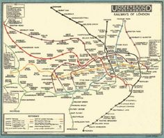 33 Best Tube Maps images