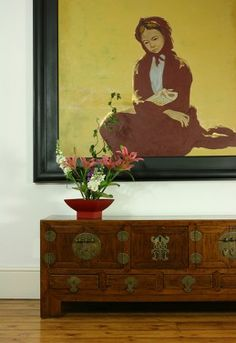 CHINESE ANTIQUE INTERIORS   Chinese antique furniture and decorative objects