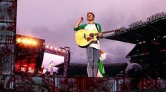 Niall playing Croke Park, I am so beyond words proud of him <3