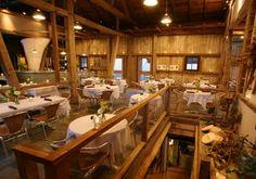 The Loft Restaurant at Trader's Point Creamery in Zionsville, IN