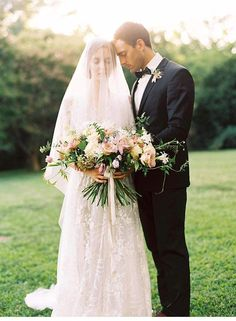 New Classic Wedding Inspirations from Matoli Keely Photography