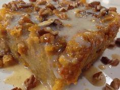 Grandma's Old-Fashioned Bread Pudding with Vanilla Sauce! - Recipes Of Chef Sweet Potato Bread Pudding Recipe, Bread Pudding Recipe With Vanilla Sauce, Sweet Potato Cobbler, Pudding Recipes, Southern Bread Pudding Recipe, Vegan Bread Pudding, Mexican Bread Pudding, Dessert Dishes, Dessert Recipes