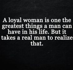 That's the truth!!! ... some just cannot handle a loyal, respectful, loving, drama free woman they deeply like the craziness! ❤️