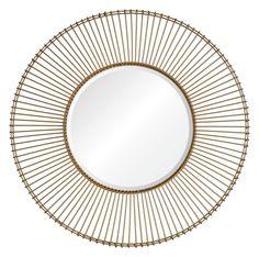 Bremner Wall Mirror