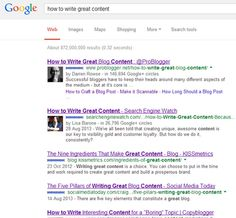 How to Write Great Content That Deserves to Rank: In 4 Simple Steps
