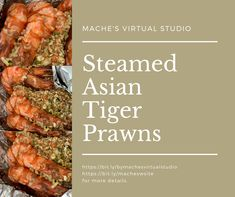 Easy and yummy! Your family will surely enjoy! Asian Tigers, Virtual Studio, Prawn, Easy, Food, Meals