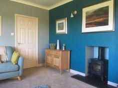 Little Greene 95 Little Greene Paint Company, Wall Fires, Customer Feedback, Marine Blue, Paint Colours, Interior Walls, Room Paint, Creative Studio, Building Design