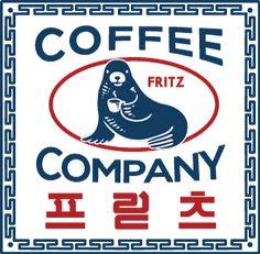 스페셜티 커피와 맛있는 빵이 있습니다. Logo Branding, Branding Design, Logo Design, Symbol Design, Brand Identity, Graphic Design, Web Design, Retro Design, Korean Logo