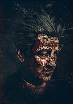 ~Peter Strain,Tipografik film afişleri. http://www.mozzarte.com/sanat/peter-straintipografik-film-afisleri/