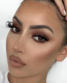Sultry Makeup, Fancy Makeup, Dark Skin Makeup, Lip Makeup, Beauty Makeup, Makeup Looks, Hair Beauty, Makeup Inspo, Makeup Inspiration