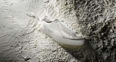 fdf1144c3f50b5 RIHANNA reunites with PUMA for three new colour-ups of the FENTY SUEDE  CREEPER which are set to start dropping tonight. - Link directly from our  bio for a ...