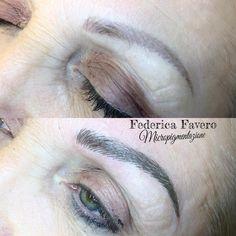 #pmu #eyebrowembroidery #eyebrowstattoo #cremona #federicafavero #truccopermanente #truccopermanente - fede_micromakeup_cremona