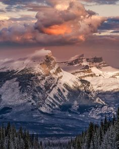 Kootenay National Park | Canadian Rockies | British Columbia, Canada Sky Art, Canadian Rockies, British Columbia, Mount Everest, National Parks, Canada, Mountains, Nature, Travel