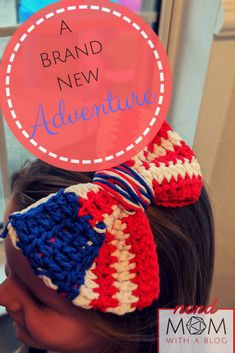 A Brand New Adventure Kids Food Crafts, Craft Activities For Kids, Fourth Of July Food, 4th Of July Celebration, Diy Art, Diy Projects On A Budget, Types Of Pins, New Adventures, Mom Blogs