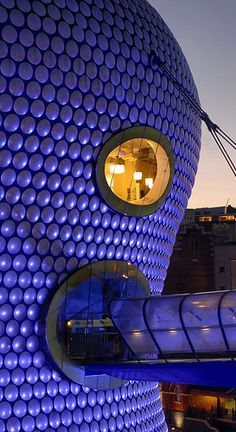 The Bull Ring is a major commercial area of Birmingham, England. It has been an important feature of Birmingham since the Middle Ages, when its market was first held