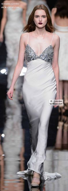 Ermanno Scervino Couture Fall 2015-16
