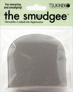 """Smudgee 2 - Sided Ink Applicator - 3""""x3.75"""""""