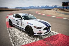 Ford GT350 Track Attack