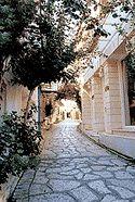 Prefecture of Preveza Mountain Village, Mountain View, Seaside Resort, Lush, Greece, Landscape, Scenery, Landscape Paintings, Greek