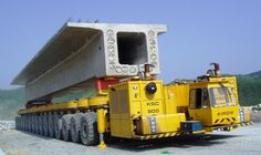 KIROW - girder carrier,China