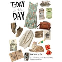 Today by mountainsound - I like this outfit. I like the desert boots but I don't know if I'd like them with this dress.
