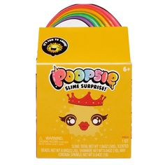 Poopsie Slime Surprise Drop 4 Fast Food with Two D. Magic Slime, Num Noms Toys, Putty And Slime, Pretty Slime, Unicorn Foods, Diy Slime, Lol Dolls, Too Cool For School, Party Treats