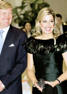 anythingandeverythingroyals:  Dutch State Visit to South Korea, Day 2, November 4, 2014-King Willem-Alexander and Queen Maxima