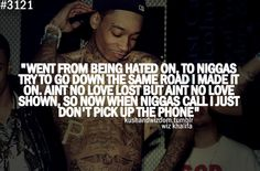 Wiz Khalifa Quotes | wiz khalifa 2012 quotes lyrics tumblr
