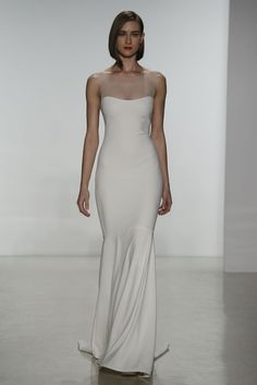 Amsale Bridal Spring 2015 - Slideshow - Runway, Fashion Week, Fashion Shows, Reviews and Fashion Images - WWD.com