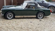 eBay: MG Midget 1275 round wheel arch year 1972 #classicmg #mg #mgoc Mg Midget, Car Sales, Classic Cars, Arch, Sprites, Ebay, Autos, Longbow, Vintage Classic Cars